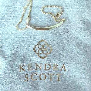 Kendra Scott Gold Bar Bracelet - Gold Clasp